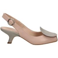 Pantofi Femei Sandale  Mivida NAPPA light-rosa-grigio
