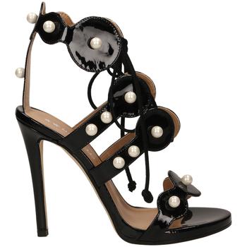 Pantofi Femei Sandale  Marc Ellis VERNICE nero-nero