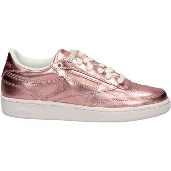 Pantofi Femei Pantofi sport Casual Reebok Sport CLUB C 85 S SHIN coppe-rame