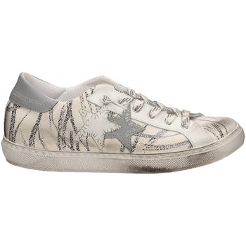 Pantofi Femei Pantofi sport Casual 2 Stars LOW FANTASI REFLEX biane-bianco-nero