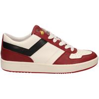 Pantofi Bărbați Pantofi sport Casual Pony CITY WINGS c7-bianco-rosso