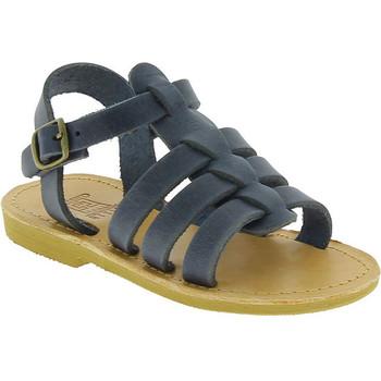 Pantofi Băieți Sandale  Attica Sandals PERSEPHONE NUBUCK BLUE blu