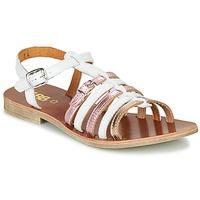 Pantofi Fete Sandale  GBB BANGKOK Alb