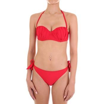 Îmbracaminte Femei Costum de baie 2 piese Joséphine Martin MARIKA Rosso