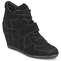 Pantofi Femei Pantofi sport stil gheata Ash BOWIE Negru