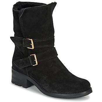 Pantofi Femei Ghete André MAJOLIE Negru