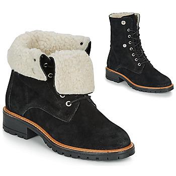 Pantofi Femei Ghete André BALADE Negru