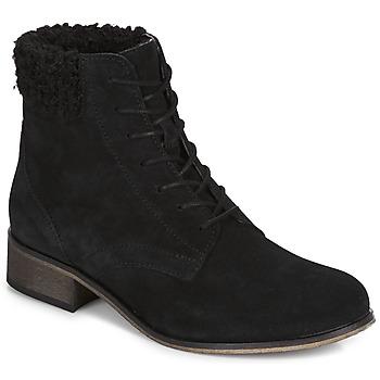 Pantofi Femei Ghete André GODILLETTE Negru