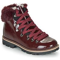 Pantofi Fete Ghete André SANDY Roșu-bordeaux