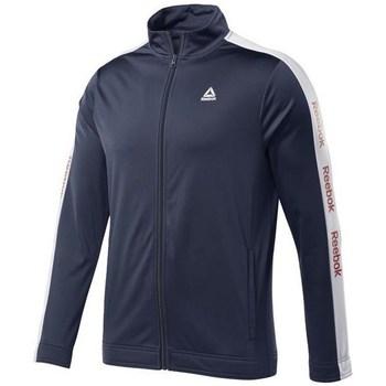 Îmbracaminte Bărbați Hanorace  Reebok Sport Training Essentials Linear Logo Track Albastru marim