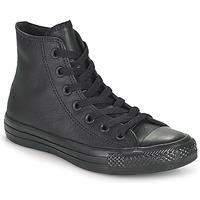 Încăltăminte Pantofi sport stil gheata Converse CHUCK TAYLOR ALL STAR CUIR  HI Negru