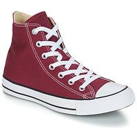 Pantofi Pantofi sport stil gheata Converse CHUCK TAYLOR ALL STAR SEASONAL  HI Roșu-bordeaux