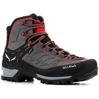 Pantofi Bărbați Drumetie și trekking Salewa MS MTN Trainer MID GTX 63458 4720 grey
