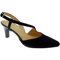 Pantofi Femei Pantofi cu toc Soffice Sogno SOSO9360bl blu