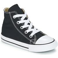 Încăltăminte Copii Pantofi sport stil gheata Converse CHUCK TAYLOR ALL STAR CORE HI Negru