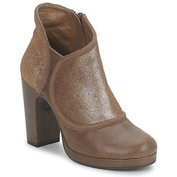 Pantofi Femei Botine Esska TILLY Maro / Paiete