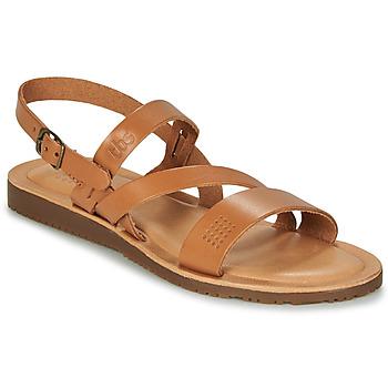 Pantofi Femei Sandale  TBS BEATTYS Coniac