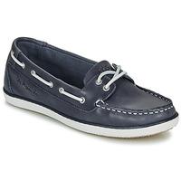 Pantofi Femei Pantofi barcă TBS CLAMER Bleumarin