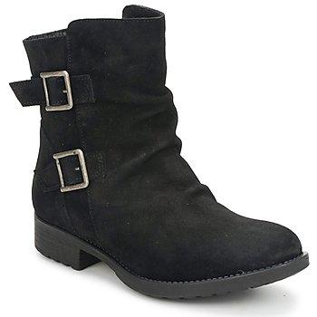 Pantofi Femei Ghete Casual Attitude RIJONES Negru