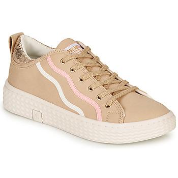 Pantofi Femei Pantofi sport Casual Palladium TEMPO 02 CVS Bej