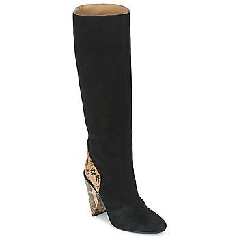 Pantofi Femei Cizme casual See by Chloé SB25005 Negru