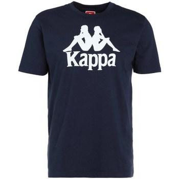 Îmbracaminte Bărbați Tricouri mânecă scurtă Kappa Caspar Tshirt Albastru marim