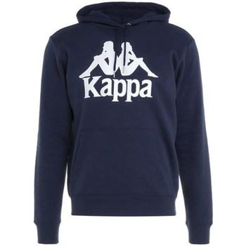 Îmbracaminte Bărbați Hanorace  Kappa Taino Hooded Sweatshirt Albastru marim