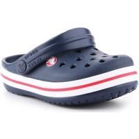 Pantofi Copii Saboti Crocs Crocband clog 204537-485 navy