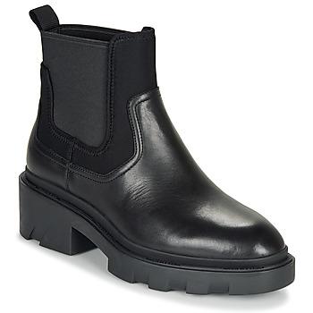 Pantofi Femei Botine Ash METRO Black