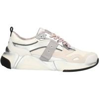 Pantofi Femei Pantofi sport Casual Blauer 9FMONROE01 White and silver