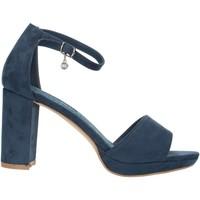 Pantofi Femei Sandale  Xti 35047 Petroleum blue