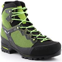 Pantofi Bărbați Drumetie și trekking Salewa Trekking shoes  Ms Raven 3 GTX 361343-0456 green