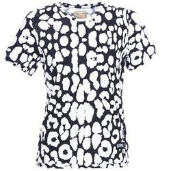 Îmbracaminte Femei Tricouri mânecă scurtă Eleven Paris BIRINA Negru