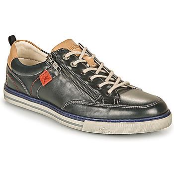 Pantofi Bărbați Pantofi sport Casual Fluchos QUEBEC Bleumarin / Bej / Roșu