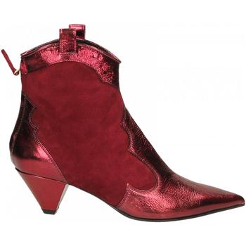 Pantofi Femei Botine Aldo Castagna BOHEMIA bordeaux