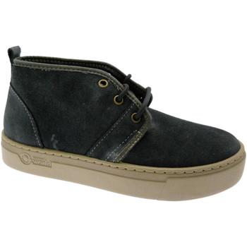 Pantofi Femei Pantofi sport stil gheata Natural World NAW6151901ne nero