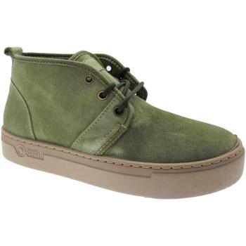Pantofi Femei Pantofi sport stil gheata Natural World NAW6151922ka verde