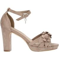 Pantofi Femei Sandale  Xti 32036 Taupe