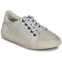 Pantofi Fete Pantofi sport Casual Kickers LYKOOL Gri / Argintiu / Leopard