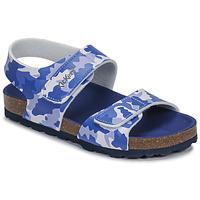 Pantofi Băieți Sandale  Kickers SUMMERKRO Albastru