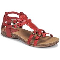 Pantofi Femei Sandale  Kickers ANA Roșu