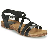 Pantofi Femei Sandale  Kickers ANATOMIUM Negru