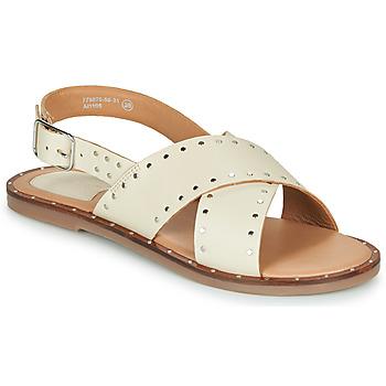 Pantofi Femei Sandale  Kickers KICLA Bej