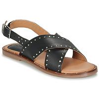 Pantofi Femei Sandale  Kickers KICLA Negru