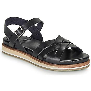 Pantofi Femei Sandale  Kickers OLIMPIK Negru