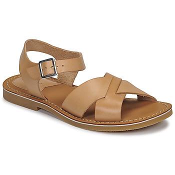 Pantofi Femei Sandale  Kickers TILLY Bej