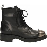 Pantofi Femei Ghete Albano VITELLO nero