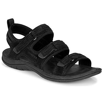 Pantofi Femei Sandale sport Merrell SIREN 2 STRAP Negru