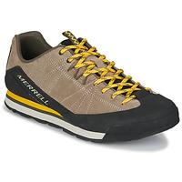 Pantofi Bărbați Pantofi sport Casual Merrell CATALYST SUEDE Bej / Negru
