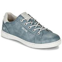 Pantofi Femei Pantofi sport Casual Mustang 1349301-875 Albastru